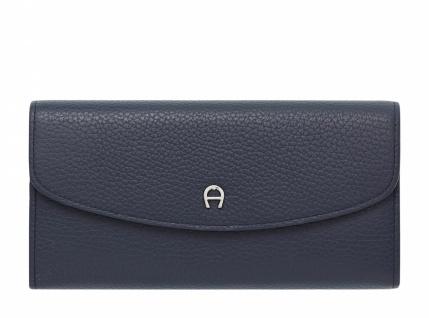 Aigner Portemonnaie groß, 156582 dunkelblau - Vorschau 1