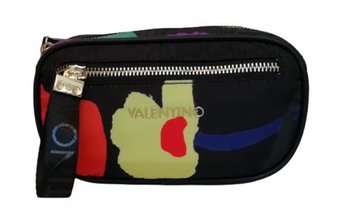 Valentino Bags Bauchtasche / Gürteltasche Registan, Nero / Multicolor