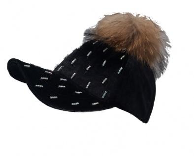 Norton Glamour Cap, schwarz - Vorschau