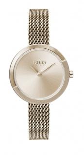 Hugo Boss Damen Uhr Ophelia Edelstahl Roségold, 1502498