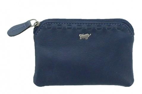 Braun Büffel Schlüsseletui Soave Navy / Blau, 28301