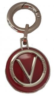 Valentino Bags Taschenanhänger / Schlüsselanhänger, rot/gold