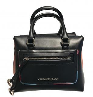 Versace Jeans Handtasche schwarz/multicolor, E1VRBBP3