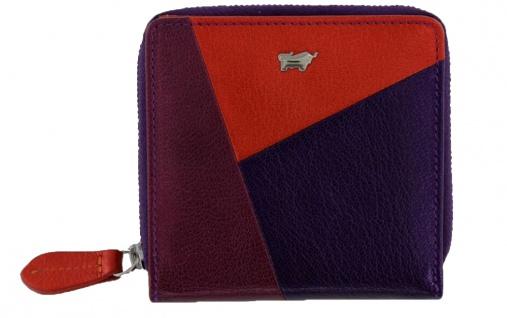 Braun Büffel Geldbörse Anni S Multicolor, 58450