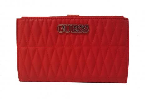 Guess Portemonnaie / Clutch Brinkley Red