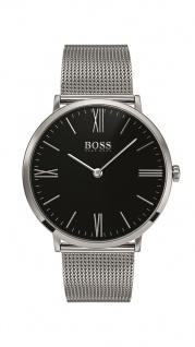 Hugo Boss Herren Uhr Jackson Edelstahl, 1513514