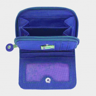 Kipling Mini Geldbörse / Etui Tops, Wave Blue - Vorschau 2