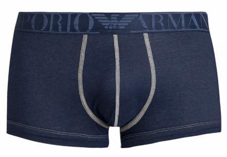 Emporio Armani Stretch Cotton Trunk, 111866 5A527 Jeansoptik blau - Vorschau 1