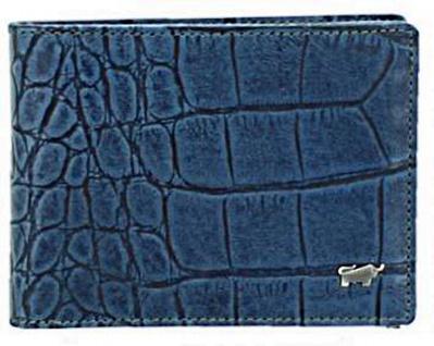Braun Büffel Geldbörse Lisboa Jeans / Blau, 69132