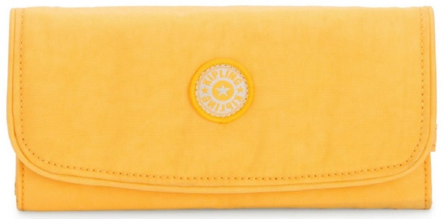 Kipling Portemonnaie Money Land, Vivid Yellow