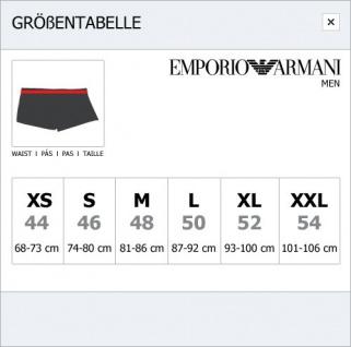 Emporio Armani Herren Bermuda Shorts, Blau 111004 - Vorschau 3