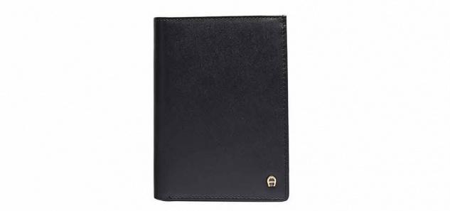 Aigner Portemonnaie 152678, Hochformat schwarz - Vorschau 1
