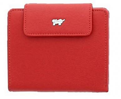 Braun Büffel Geldbörse Miami S Rot, 50541