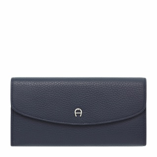 Aigner Portemonnaie groß, 156582 dunkelblau - Vorschau 3