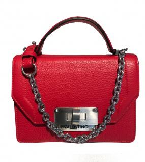 Valentino Umhängetasche Lady Leather Bag Girello, Rosso - Vorschau 2