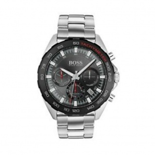 Hugo Boss Herren Uhr Intensity Edelstahl, 1513680