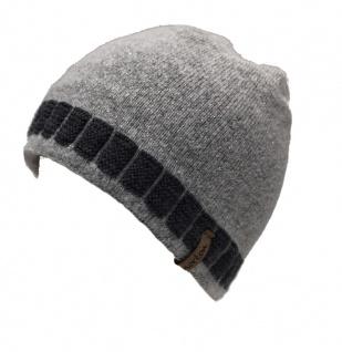 Norton Mütze grau mit Glitzer, less co - Vorschau