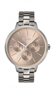 Hugo Boss Damen Uhr Symphony Edelstahl silber, 1502421