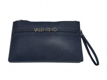Valentino Umhängetasche/Clutch Sea, Blu