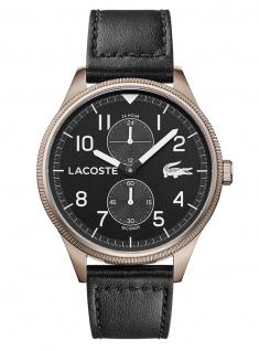 Lacoste Herren Uhr Lacoste Continental Schwarz, 2011042