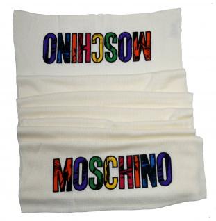 Boutique Moschino Schal, Weiß