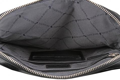 Braun Büffel Umhängetasche-M Golf schwarz, 92562 - Vorschau 4