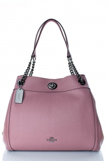 Coach Umhängetasche Edie, Dusty Rose 36855