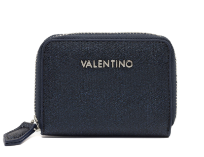 Valentino Mini Portemonnaie Marilyn, Blu