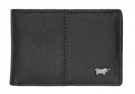 Braun Büffel Mini Geldbörse Varese schwarz, 58130