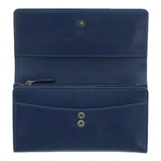 Braun Büffel Geldbörse Soave Navy / Blau, 28352 - Vorschau 2