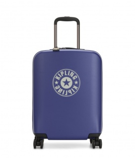 Kipling Trolley Curiosity S, Laser Blue