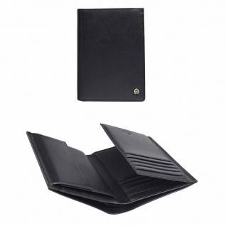 Aigner Portemonnaie 152678, Hochformat schwarz - Vorschau 3