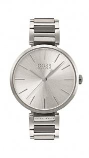 Hugo Boss Damen Uhr Allusion Edelstahl silber, 1502414
