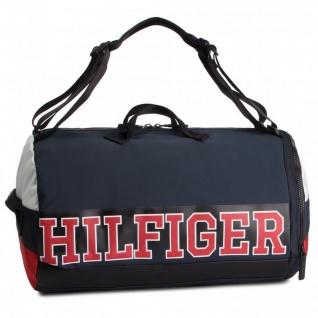 Tommy Hilfiger Sporttasche Varsity Duffle, Dunkelblau - Vorschau 1