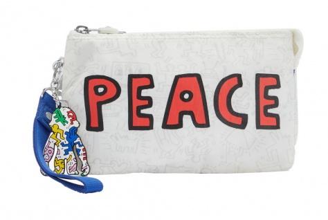 "Kipling Clutch / Kosmetiktasche Creativity XL "" by Keith Haring"", KH Public Art"