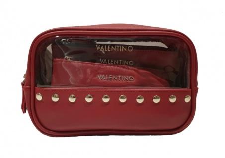 Valentino Kosmetiktasche 3in1 Avatar, Rosso