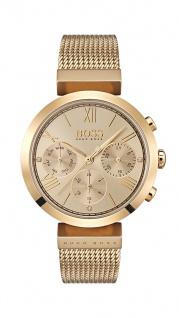 Hugo Boss Damen Uhr Classic Women Sport Edelstahl gold, 1502425