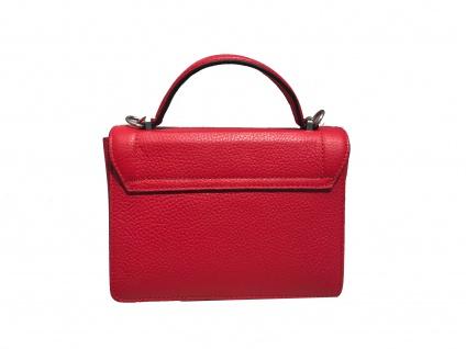 Valentino Umhängetasche Lady Leather Bag Girello, Rosso - Vorschau 3
