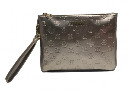 Guess Clutch Happy Peony Gold