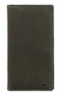 Braun Büffel Brieftasche Yak Dunkelbraun, 18949
