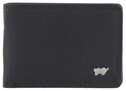 Braun Büffel Geldbörse Golf Edition S Schwarz, 90326