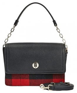 Tommy Hilfiger Umhängetasche Corporate Check, Multicolor