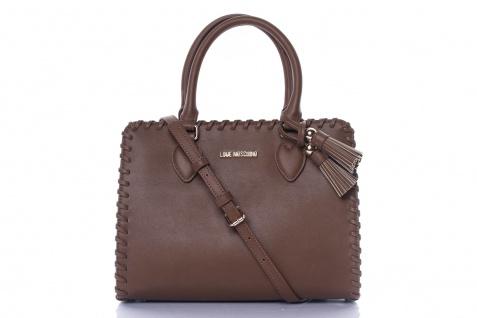 Love Moschino Handtasche, Braun - Vorschau 1