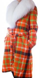 Boutique Moschino Mantel, Orange Gr.40