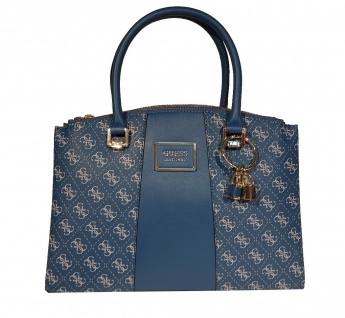 Guess Handtasche / Umhängetasche Tyren, Blau