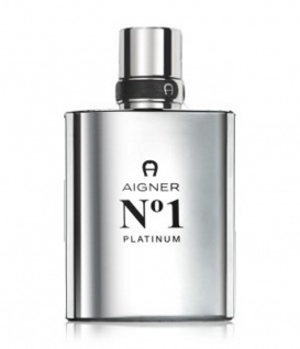 Aigner N&degsemik1 Platinum Eau de Toilette, 50ml