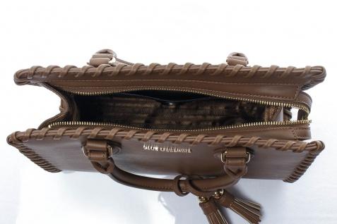Love Moschino Handtasche small Borsa, Cammello - Vorschau 2