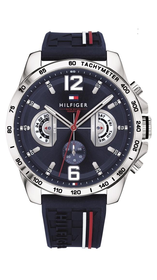 großer Lagerverkauf auf Lager erstaunliche Qualität Tommy Hilfiger Herren Uhr blau, 1791476