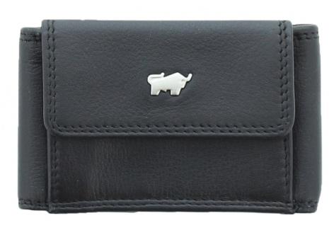 Braun Büffel Geldbörse Golf Edition XS schwarz, 90110