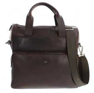 Braun Büffel Duffle Bag / Reisetasche Parma Braun, 75368